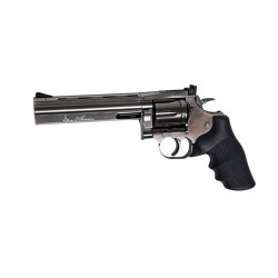 Softgun pistol ASG Dan Wesson 715 6'' Steel Grey Co2