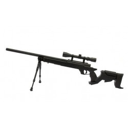 Softgun sniper MB04D Sort Sniper