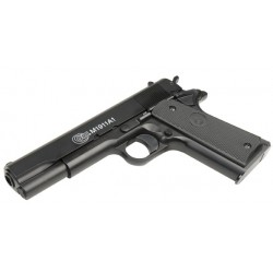 Softgun pistol Cybergun Colt M1911 A1 Metal HPA