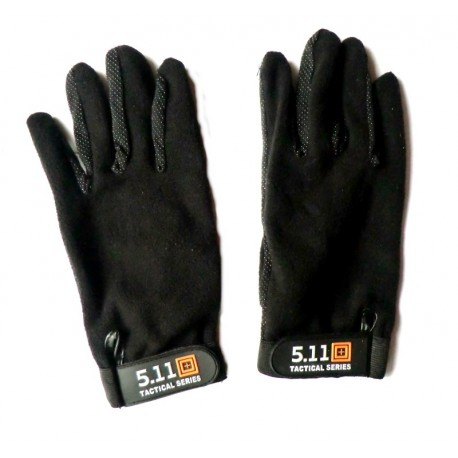 Handsker SWAT 5.11 Tactical Sorte