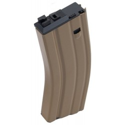 WE SCAR-L Desert Co2 magasin