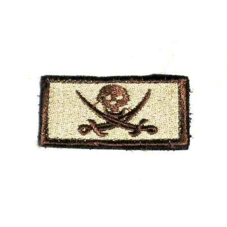 Patch A.C.M Small Seal Team Tan
