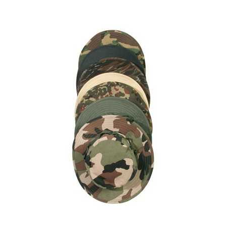 Hat Woodland Medium Mil-Tec