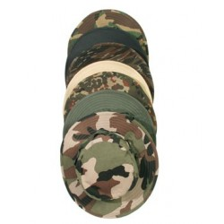 Hat Woodland Large Mil-Tec