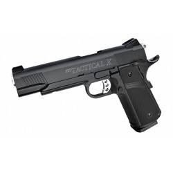 Softgun pistol ASG STI Tactical X Metal Blowback Gas