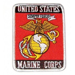 Patch US Marine Corps