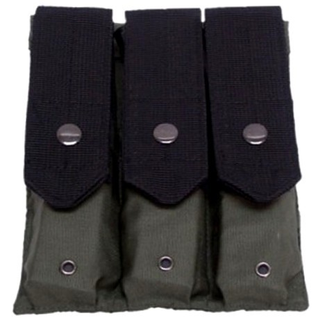 Molle MP5 Ammo Pouch King Arms OD