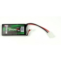 Swiss Arms 9.9V 2100mAh 20C LiFe Batteri