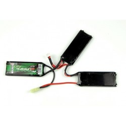 Swiss Arms 9.9V 1450mAh 20C Triple LiFe Batteri