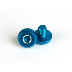 AIP Grip Screws Blue for TM HiCapa