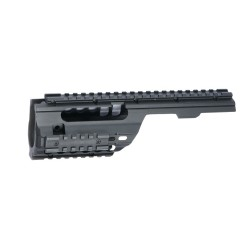 ASG BT5 PDW R.I.S front rail