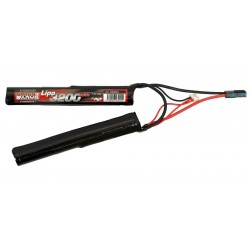 Swiss Arms 7.4V 3200mAh 25C Li-Po CR Batteri