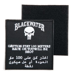 Patch BlackWater Velcro