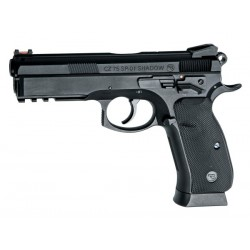 Softgun pistol ASG CZ SP-01 Shadow manuel