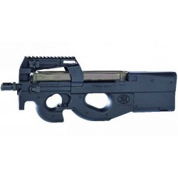 Softgun gevær Cybergun FN P90 Sort