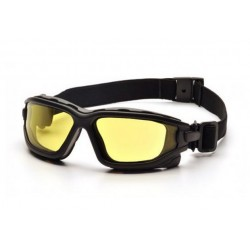 Sikkerhedsbrille Gul Dual Linse