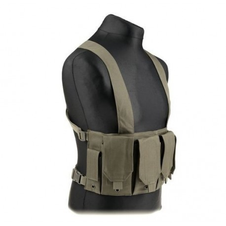 Vest GFC Tactical Chest Rig OD