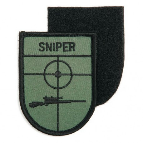 Patch Sniper Velcro