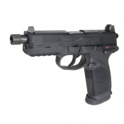Softgun Pistol Cybergun FNX -45 Tactical Sort GBB