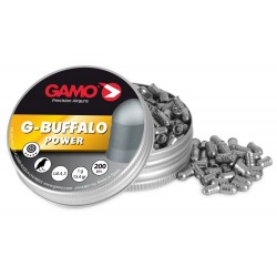 Gamo G-Buffalo 4,5mm hagl 200 stk