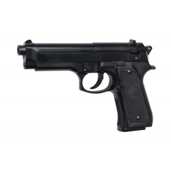 Softgun pistol ASG M92FS Sort
