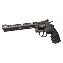 Airsoft revolver ASG Dan Wesson 8'' Sort Co2