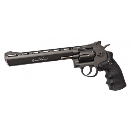 Softgun pistol ASG Dan Wesson 8'' Sort Co2
