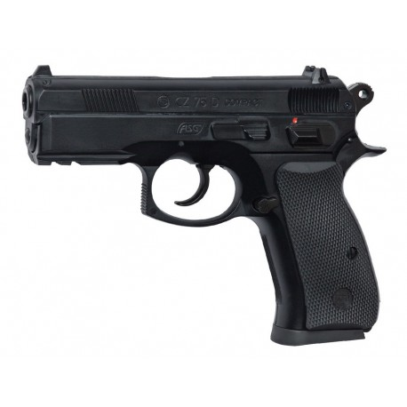 Softgun pistol ASG CZ 75D Compact Co2