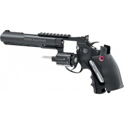 Softgun Pistol Umarex Ruger Super Hawk 6'' Sort Co2