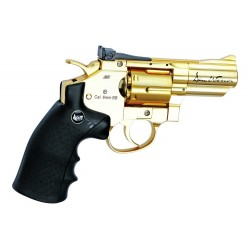 Softgun pistol ASG Dan Wesson 2,5'' Gold Co2