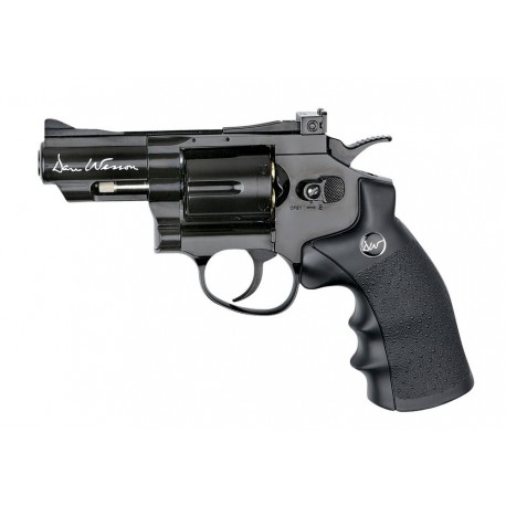 Softgun pistol ASG Dan Wesson 2,5'' Sort Co2