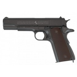 Hardball pistol Cybergun Colt 1911 A1 Metal Blowback Co2