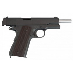 Softgun pistol Cybergun Colt M1911 A1 Metal Blowback Co2