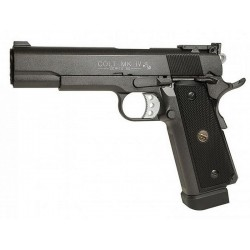 Softgun pistol Cybergun Colt 1911 MK IV Metal Blowback Co2