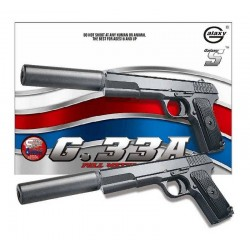 Softgun pistol Galaxy G33A Metal
