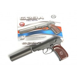 Softgun pistol Galaxy G29A Metal