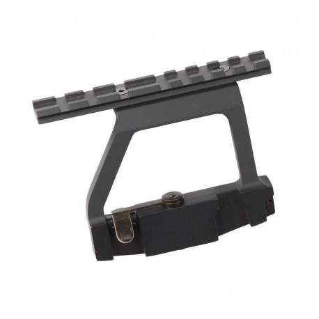 Rail Mount metal til AK/SVD