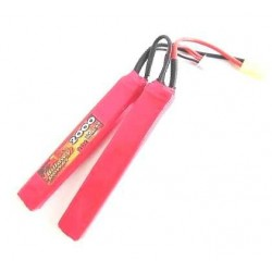 BP 7.4V 2000mAh 20C Li-Po CR Batteri