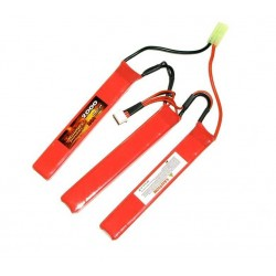 BP 11.1V 2000mAh 20C Li-Po 3 stick Batteri