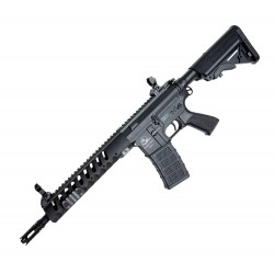 Softgun gevær ASG Armalite M15 Tactical SLV Black