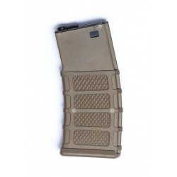ASG M15/M16 300 skuds Polymer magasin tan