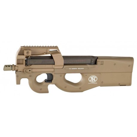 Softgun gevær Cybergun FN P90 Tan