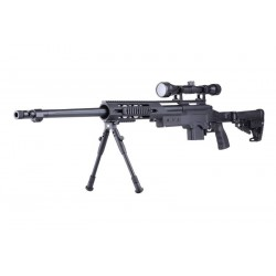 Airsoft sniper MB4412D Sort Manuel