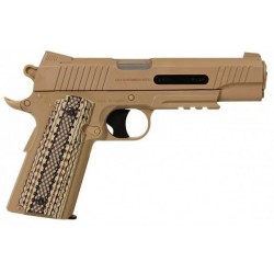 Hardball pistol Cybergun Colt 1911 M45A1 Tan Co2