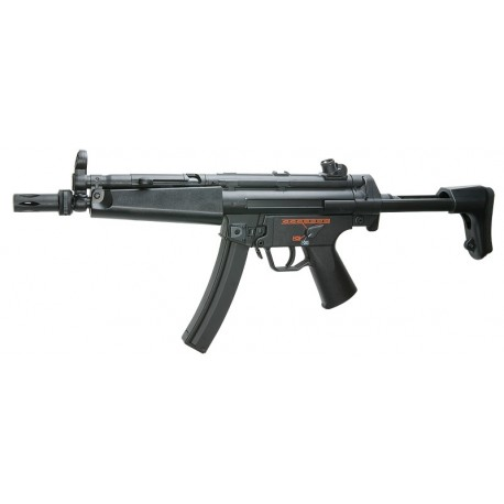 Softgun gevær ASG B&T MP5A5 SLV Elektrisk