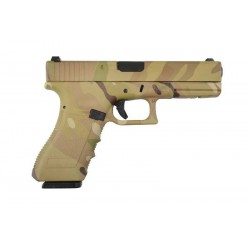 Hardball pistol R17 Multicam Gas Blowback