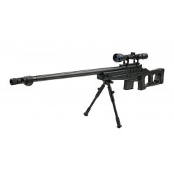 Hardball sniper MB4409D Sort Manuel