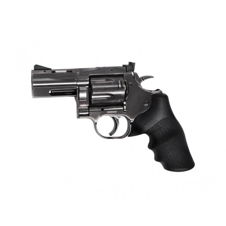 Airsoft revolver ASG Dan Wesson 715 2.5'' Steel Grey Co2
