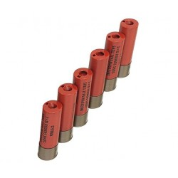 Swiss Arms Shotgun Shells 6 stk