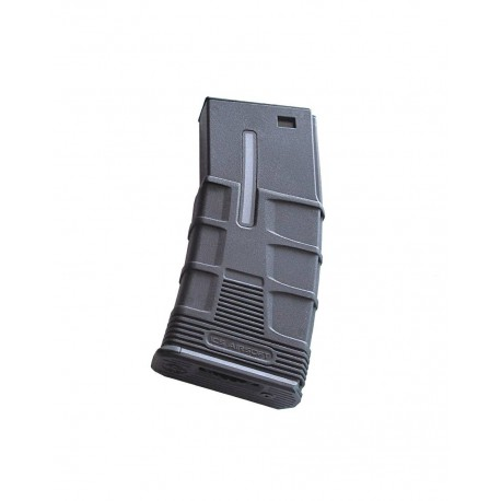 ICS T Tactical 300 skuds magasin sort